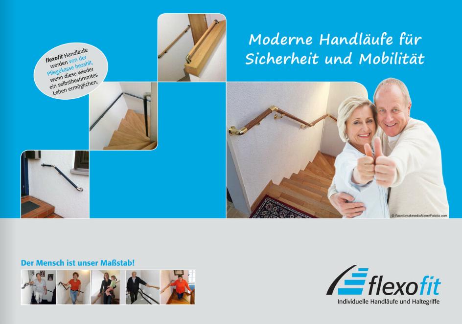 flexofit-Handlaufsysteme